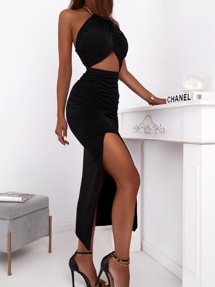 IZZY BLACK DRESS