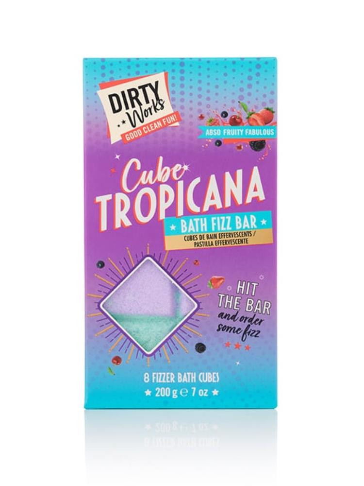 DIRTY WORKS CUBE TROPICANA...