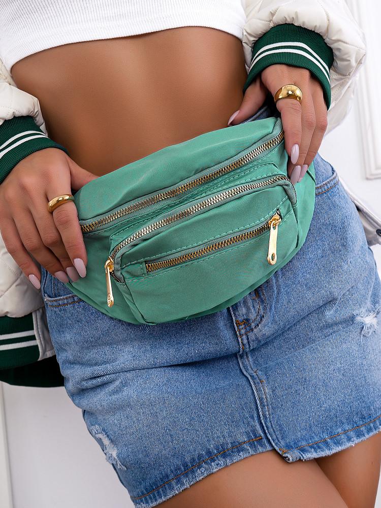 LUPINE GREEN BELT BAG