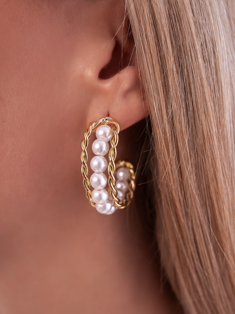 MAISIE GOLD EARRINGS