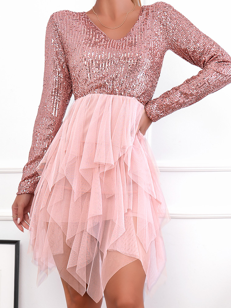 TINKER PINK DRESS