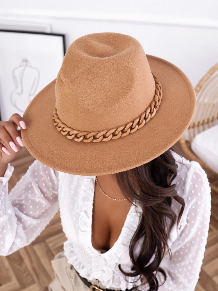 DORA CAMEL HAT