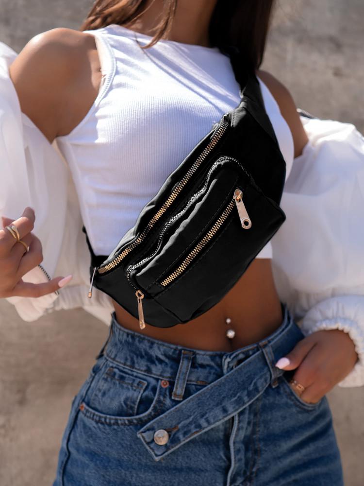 LUPINE BLACK BELT BAG