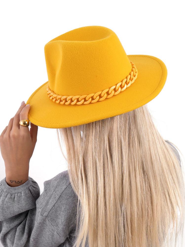 DORA YELLOW HAT