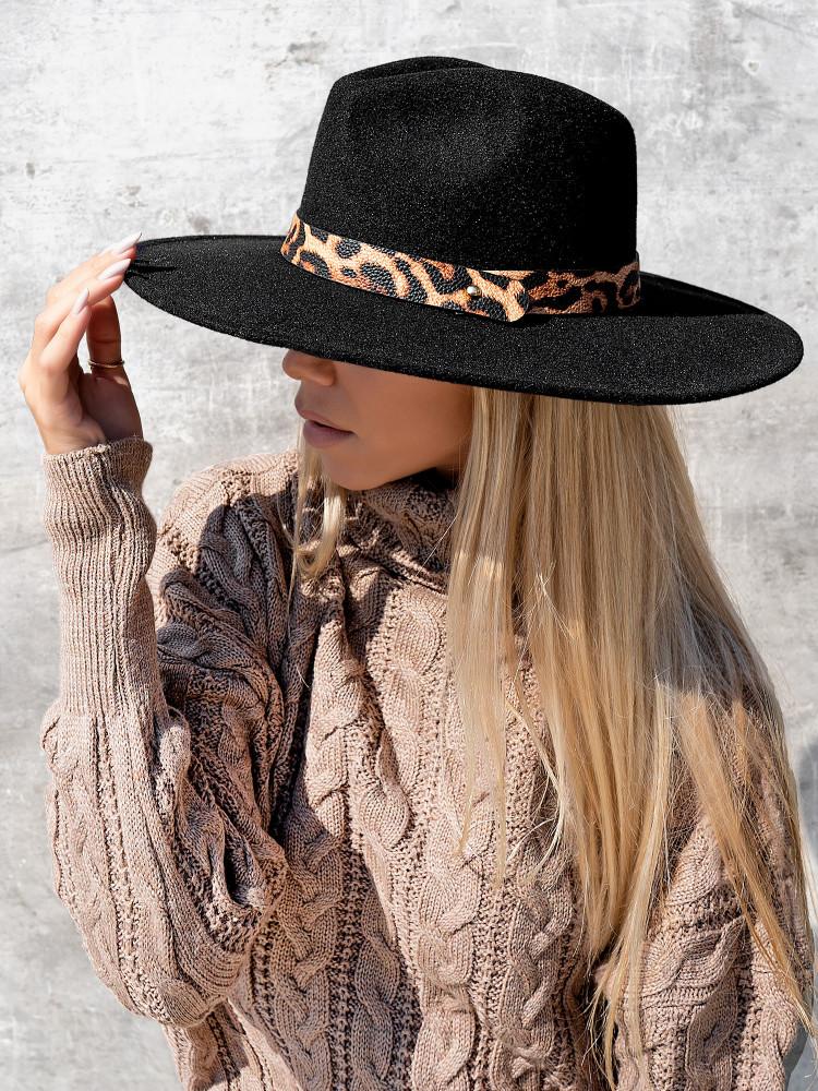 LORETO BLACK HAT