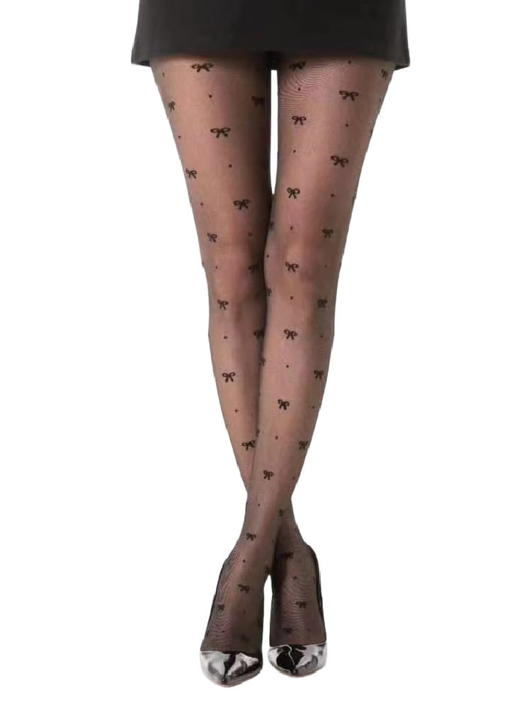 LITTLE BOW TIGHTS
