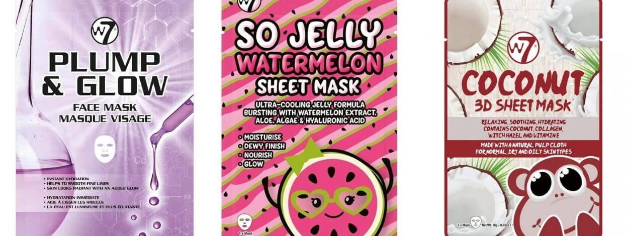 Οι 10 καλύτερες μάσκες ομορφιάς. Ανακάλυψε τες τώρα στο sense-shop!