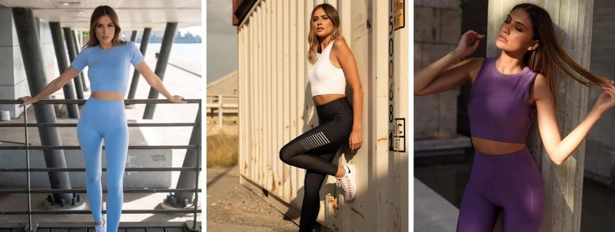 Fitness outfit! Τα πιο στιλάτα αθλητικά σύνολα που θα θέλεις να φοράς και εκτός γυμναστηρίου